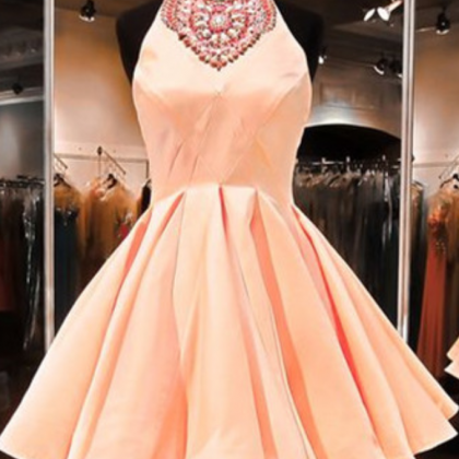 blackBlush Pink Homecoming Dress,Ho..