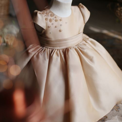 Flower Girl Dress, New Flower Girl ..