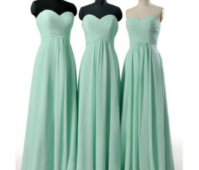 Mint Green Bridesma..