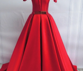 Red Homecoming Dres..