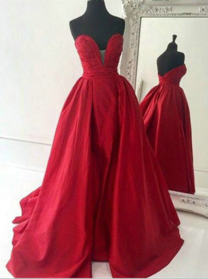 A-line Prom Dresses,Burgundy Prom Dresses,Sweetheart Prom Dresses,Long Prom Dresses,Formal Evening Dresses,Custom Made Dresses,Party Dresses