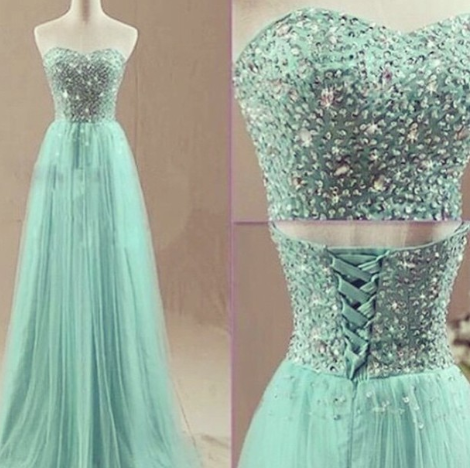 Light Sky Blue Prom Dress dfa7a27a8