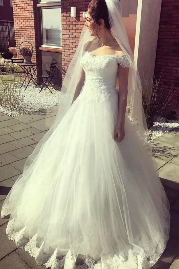 Charming Wedding Dress,Tulle Wedding Dresses,Sexy Wedding Gown,Elegant Bridal Dress