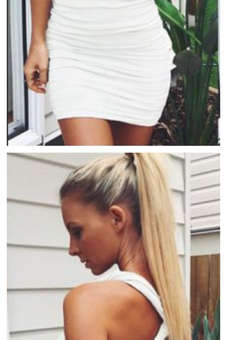 short homecoming dress,white homecoming dresses,