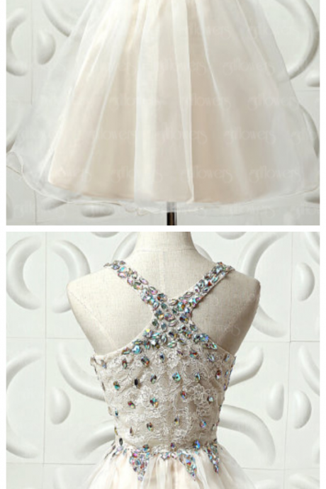 Short Homecoming dresses, junior homecoming dress, rhinestone homecoming dress, cheap homecoming dress, dresses for homecoming