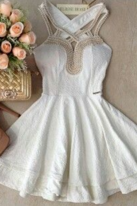 Charming Prom Dress,Lace Prom Dress,Prom Dress,Short Prom Dress,Homecoming Dress