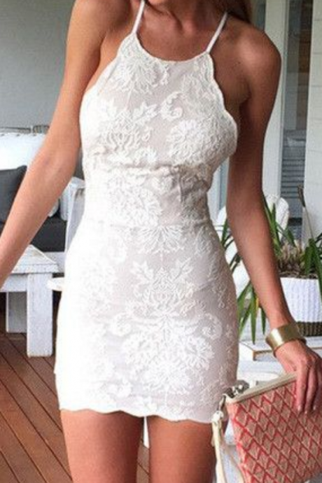 Homecoming Dress,lace prom dress,short prom dresses,homecoming dresses,modest homecoming dress,short prom gowns 2017