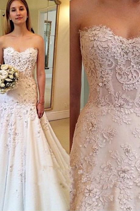 Wedding Dresses,Wedding Gown,Princess Wedding Dresses Beautiful Wedding Dress brides dress
