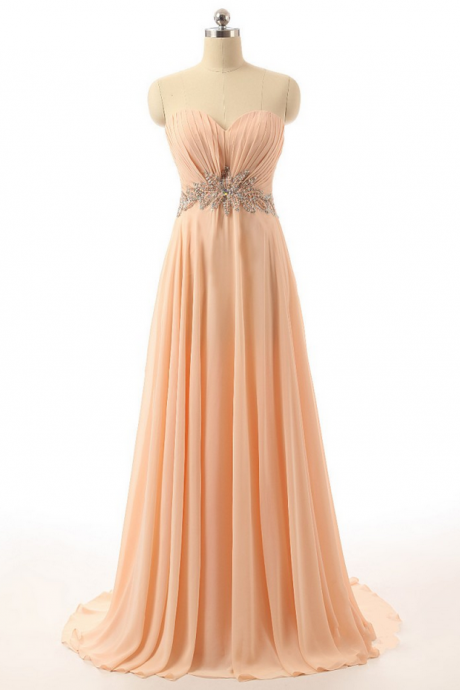 Charming Prom Dress,Long Evening Dress,Chiffon Evening Dresses,Long Prom Dress,Sexy Prom Dresses