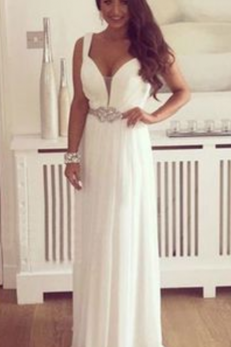 New Arrival Long Evening Dress,Formal Evening Gown,Chiffon Evening Dresses,Sexy Prom Dress