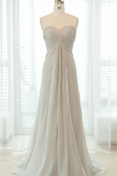 New Arrival Chiffon Prom Dress,Long Evening Dress,Sexy Prom Dresses,Formal Evening Gowns