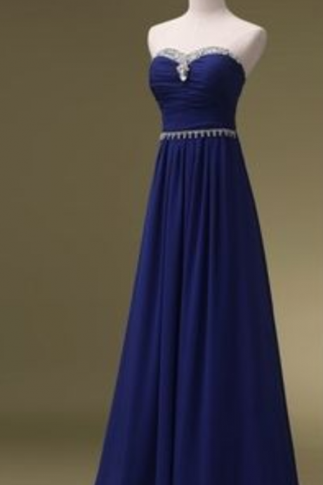 Charming Prom Dress,Sexy Prom Dress,Chiffon Long Evening Dress,Formal Dress