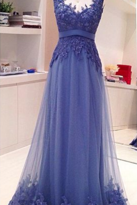 Backless, Long Evening Dress, Women's Lace Prom Dress, Formal Occasion Dress Evening, Gown Party Dress