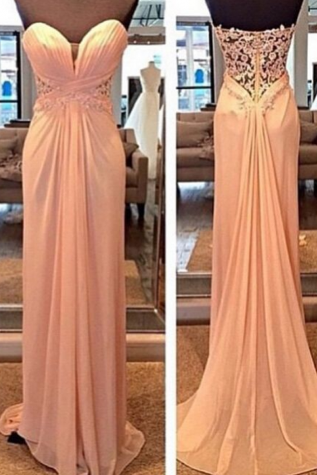 Charming Prom Dress,Sweetheart Prom Dress,A-Line Prom Dress, lace Prom Dress, Long Modest Gowns Dresses