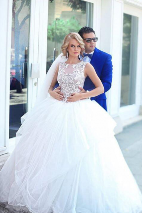 Ball Gown Wedding Dress, Wedding Dresses