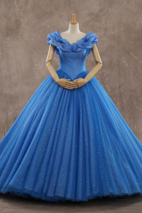 Cinderella Dress, Ball Gown Quinceanera Dress, Wedding Dresses Photography, Elegant Quinceanera Dress, Prom Dresses