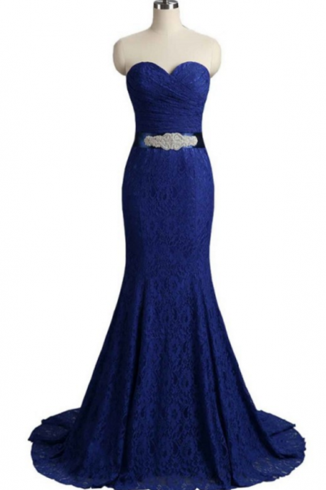 Glamorous Evening Dresses,Lace Evening Dresses, Evening Dresses,Beaded Evening Dresses