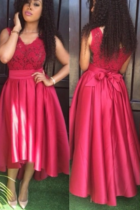 Prom Dress,New Short Front Long Back V-Neck Prom Dresses,Long Prom Dresses,Cheap Prom Dresses, Evening Dress Prom Gowns, Formal Women Dress,Prom Dress,Wedding Guest Prom Gowns, Formal Occasion Dresses,Formal Dress