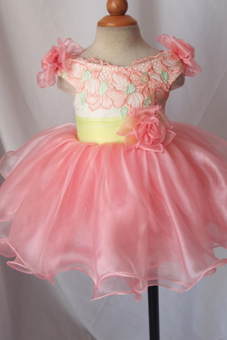 Flower Girl Dresses Children Dress,Flower Girls Dresses,Kids Dress,Child Clothing,Girl Brithday Party Dress,Princess Dress,Girl Party Dress,bridesmaid DressRuffles ball gown lace flower girl dress baby infant pageant clothes