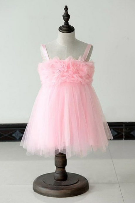 Flower Girl Dresses Pink Flower Girl Toddler Tutu Dress