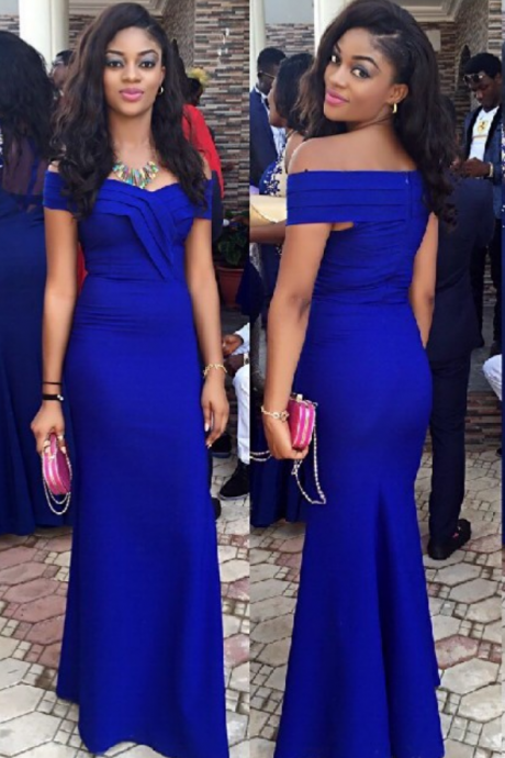 Fashion Two Pieces Prom Dresses With Sleeves Prom Dress Cocktail Evening Gown For Wedding Party