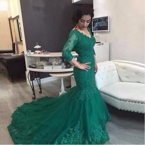 frozen dress,long sleeves prom dresses,v-neck dress,long sleeves evening dress